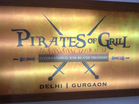 pirates of grill collaboration with all india federation of the deaf