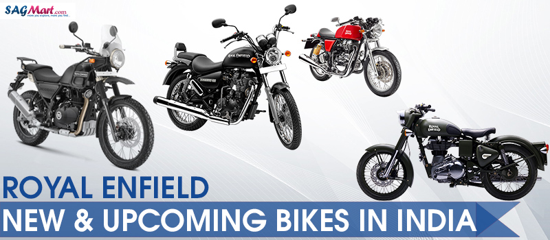 Royal Enfield New Bikes