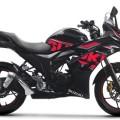 Suzuki Gixxer SF Black