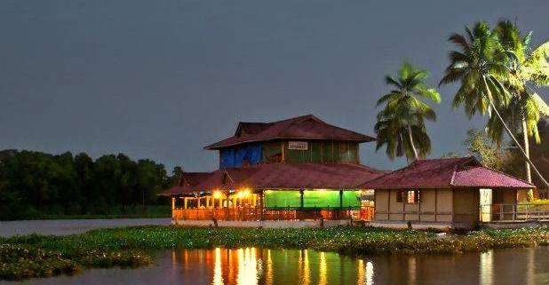 Veli Floating Lake Restaurant