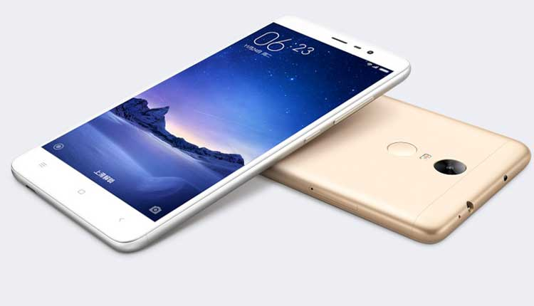 Xiaomi Redmi Note 3 Phone