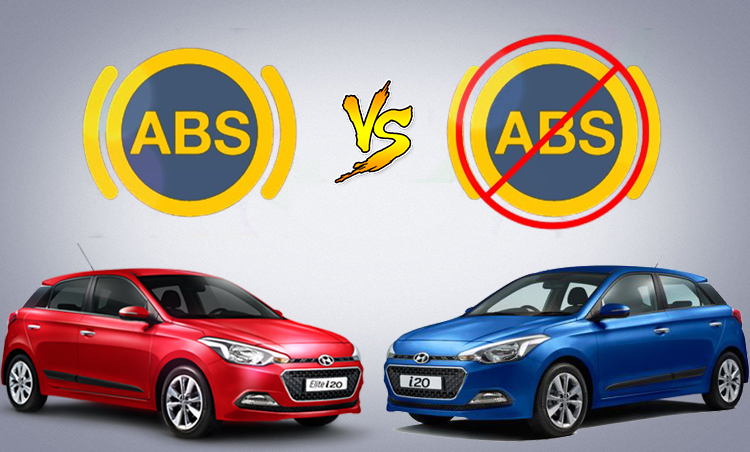ABS-vs-Non-ABS Cars In India