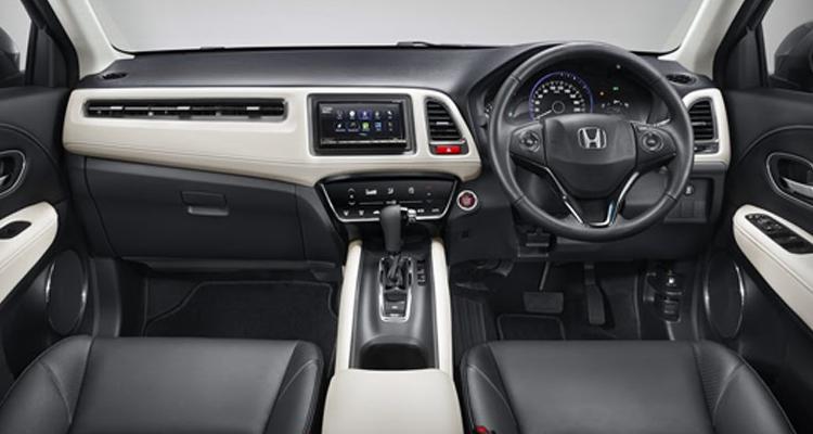 Honda BR-V Interior Details