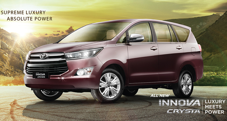 New Toyota Innova Crysta Quick Review