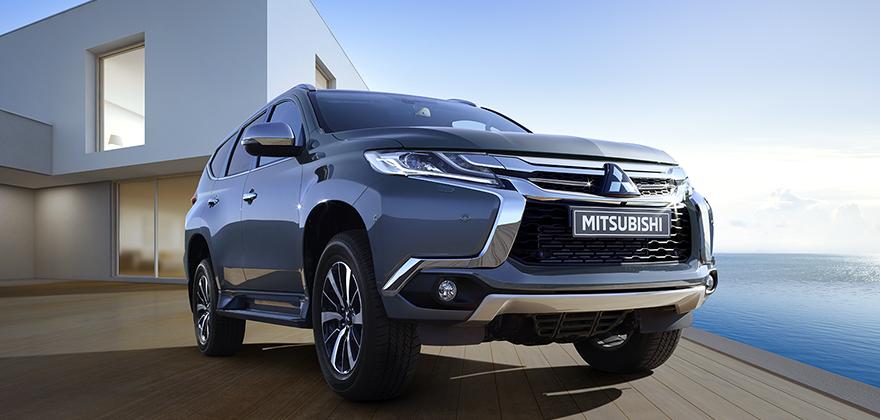 New Mitsubishi Pajero Sport image