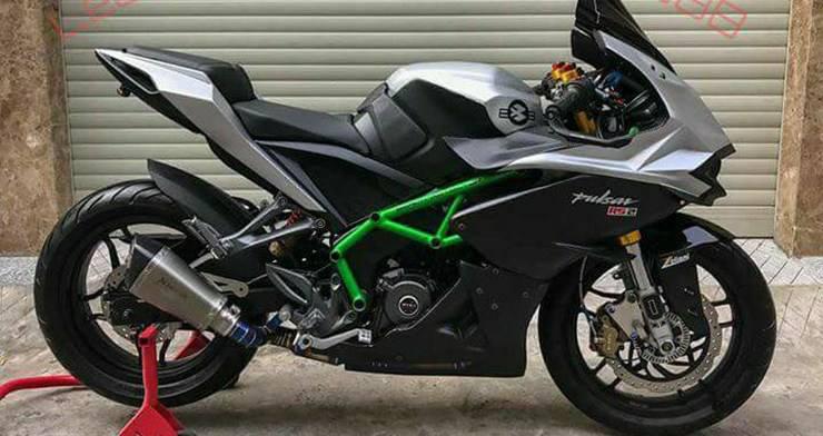 Ninja H2 Inspired Pulsar RS200
