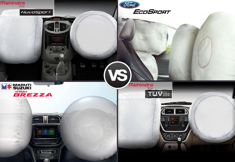 NuvoSport-VS-EcoSport-VS-Vitara-Brezza-TUV300-Safety