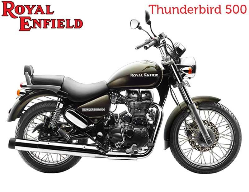 Royal Enfield Thunderbird 500