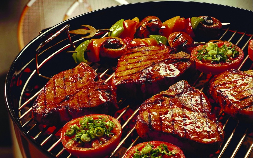 Barbecue Dishes