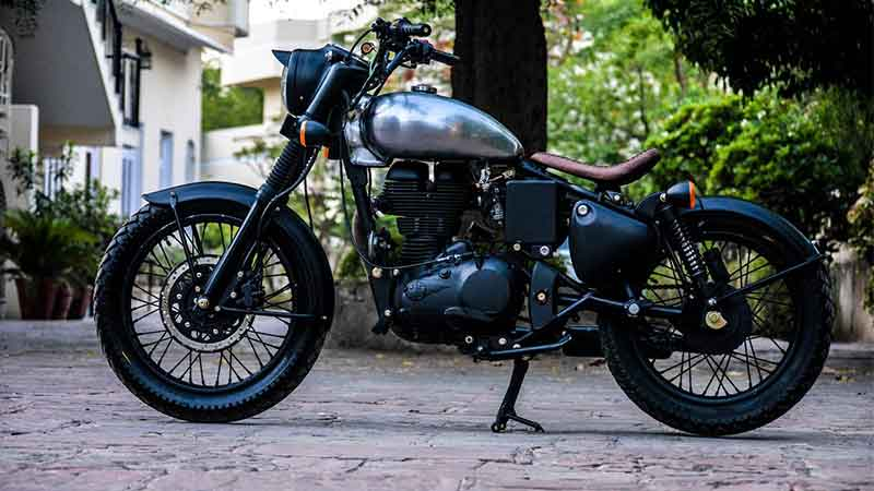 Royal-Enfield-Classic-500-by-Rajputana-Customs