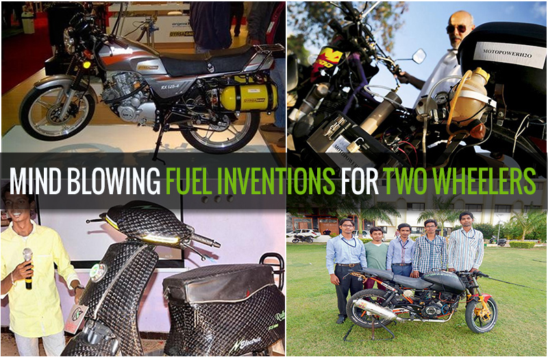 Fuel Inventions for Two Wheelers