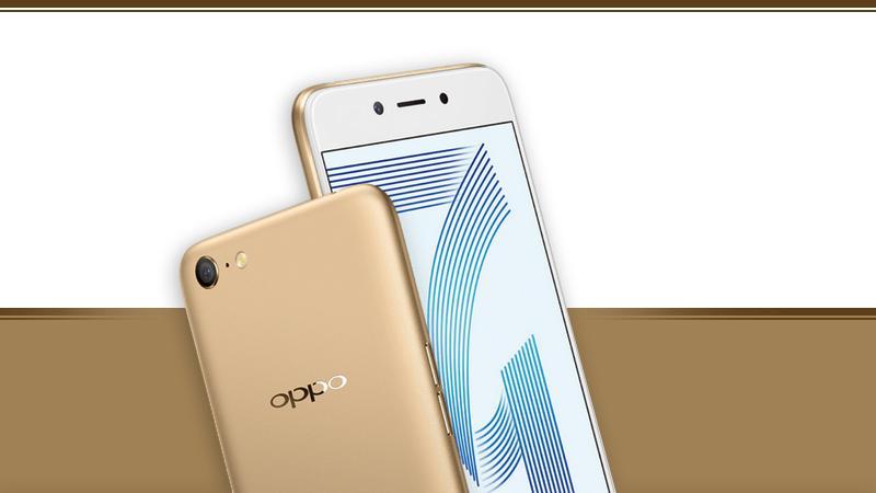 Oppo A71 Smartphone