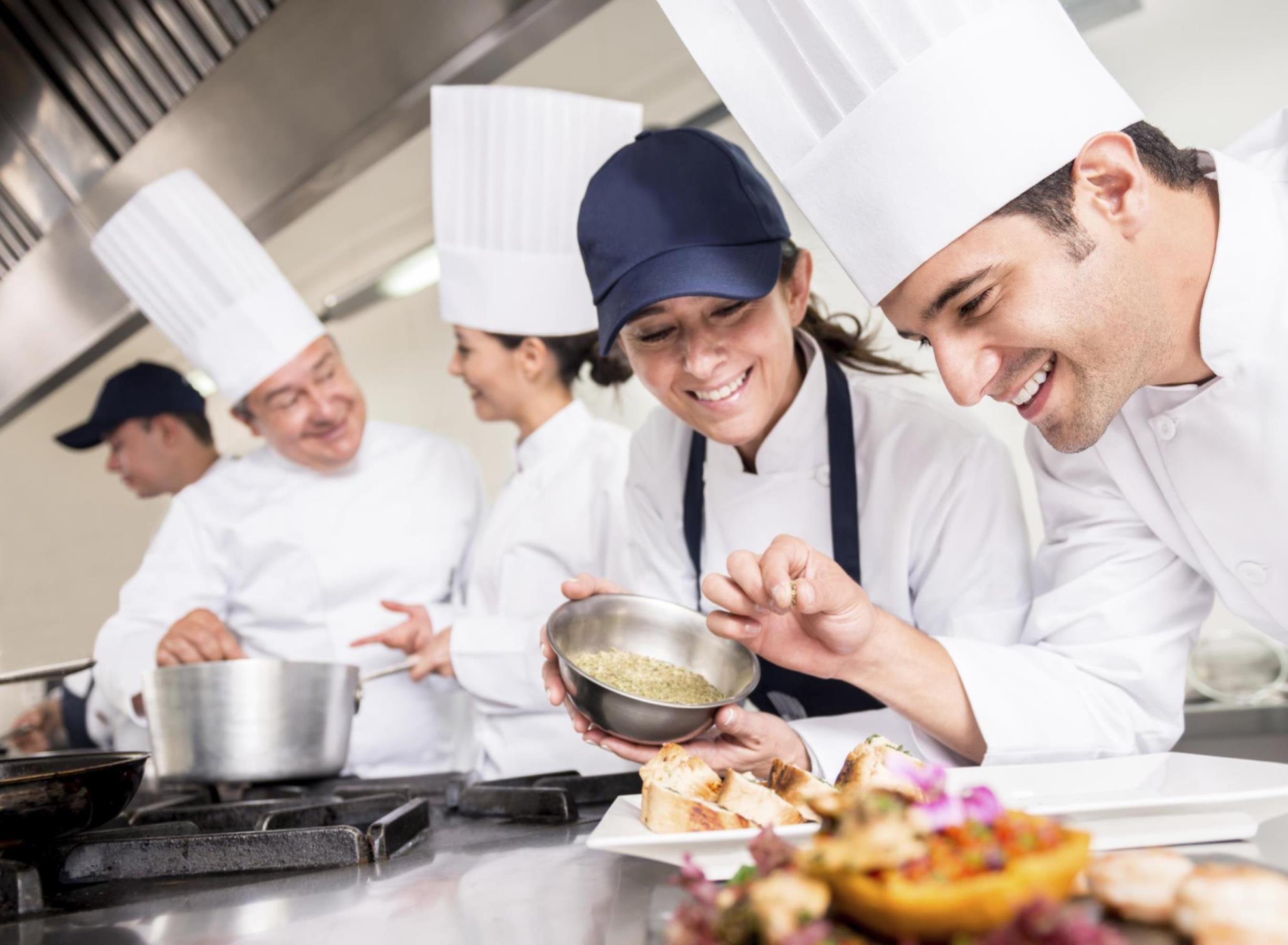 Restaurant team management