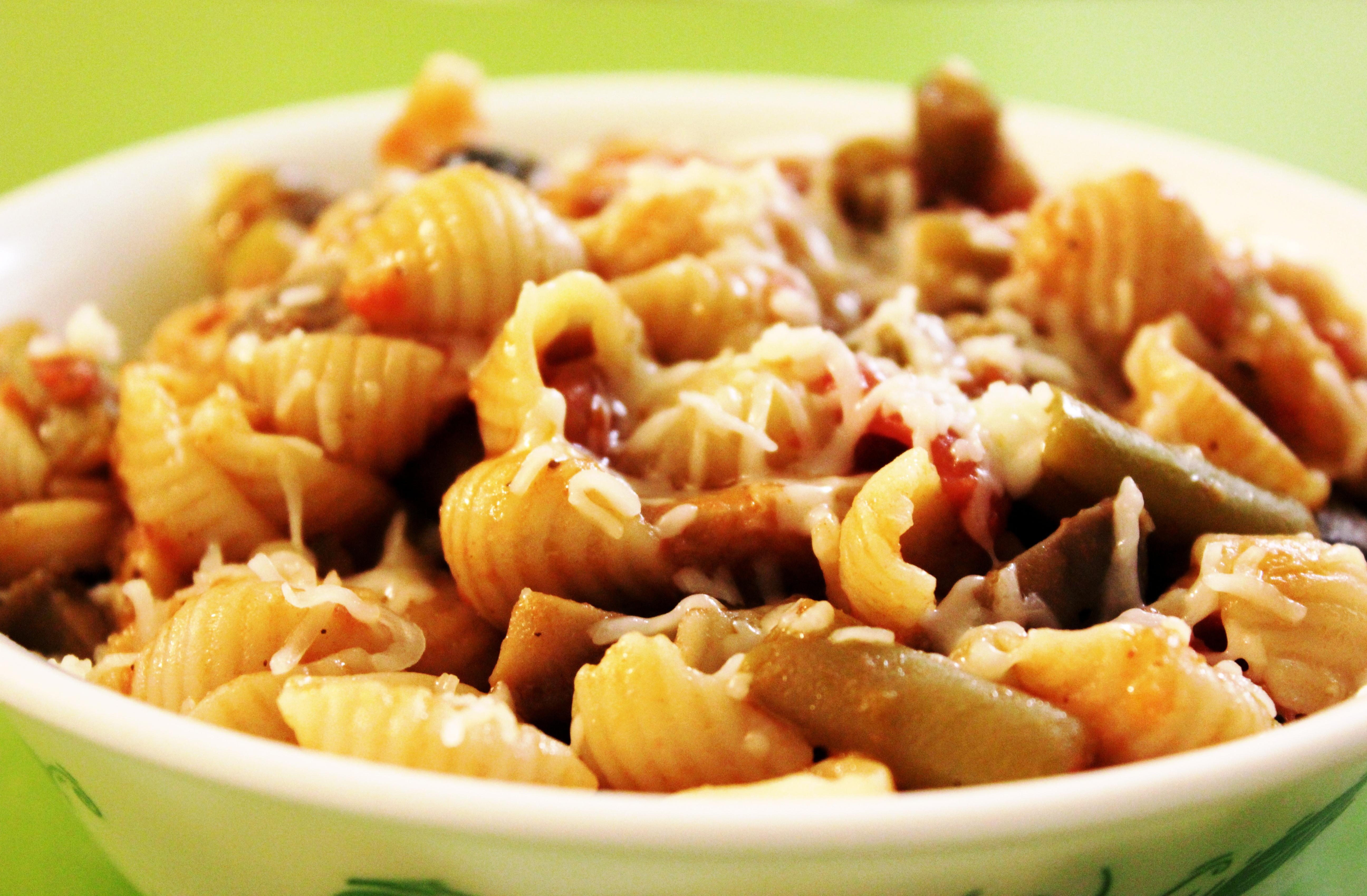 Shells Pasta