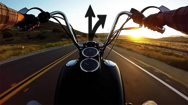 Harley Davidson, Triumph Smart Turn System