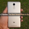 Redmi Note 3 Reviews