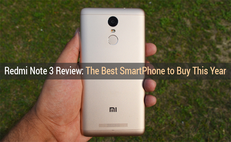 Smartphone Review Xiaomi Redmi Note 3: What You Understand From 'Internet Of Things'? Understand