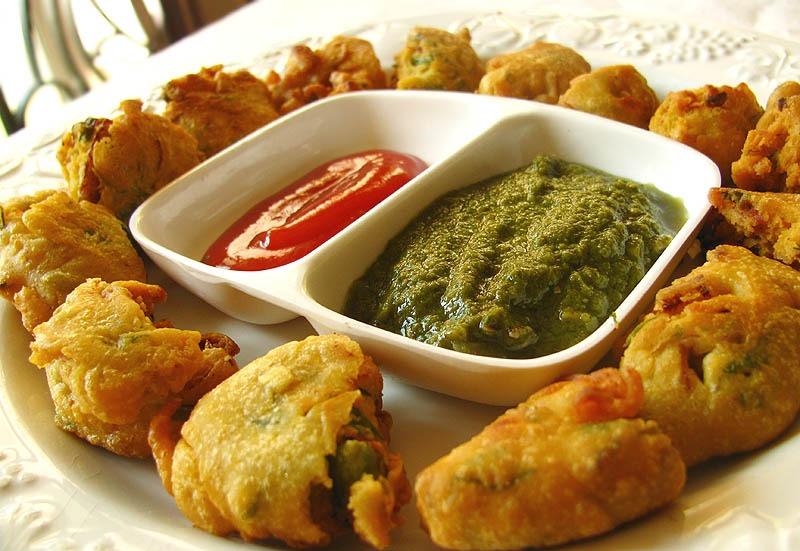 5 Different Pakora Recipes for the Monsoon Season