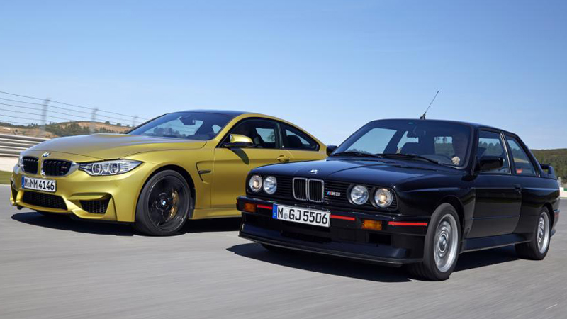 BMW-M4-Old-Vs-New