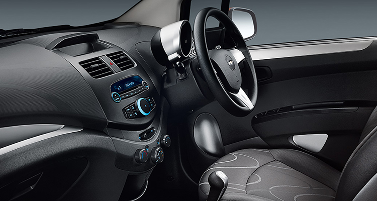 Chevrolet Beat Dashboard