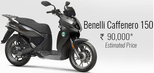Benelli Caffenero 150