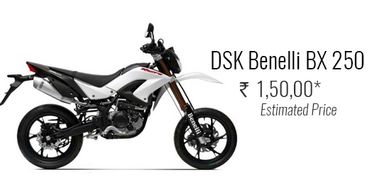 DSK Benelli BX 250