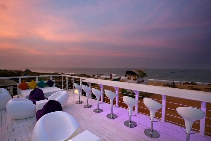 Estrela Do Mar Beach Resort Goa