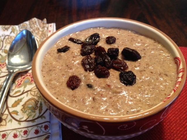 Grain-free Oatmeal