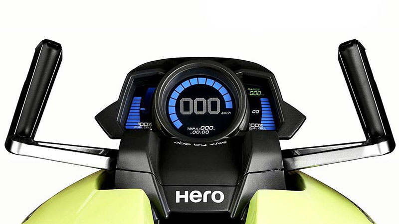 Hero MotoCorp readies Navigation System
