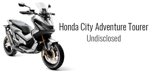 Honda City Adventure Tourer