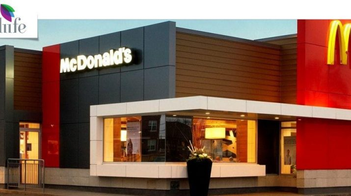 McDonalds New Restaurant in Nellore