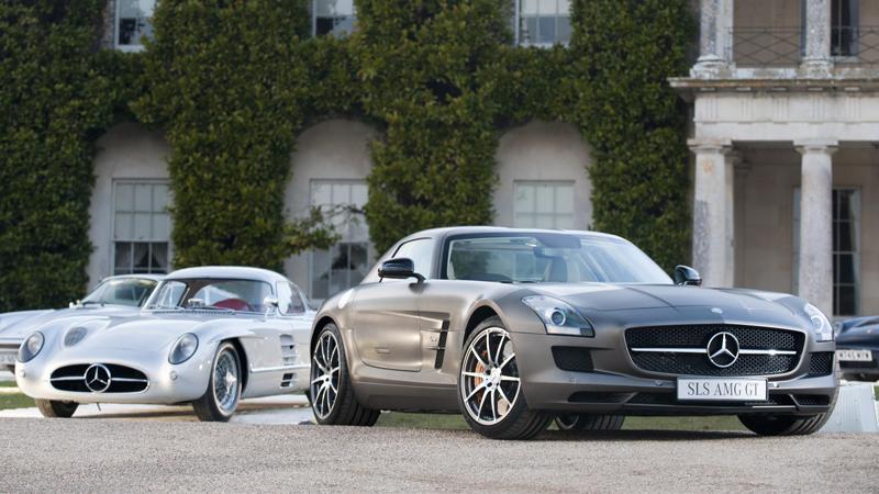 Mercedes-Benz-SLS-AMG-GT-Old-Vs-New