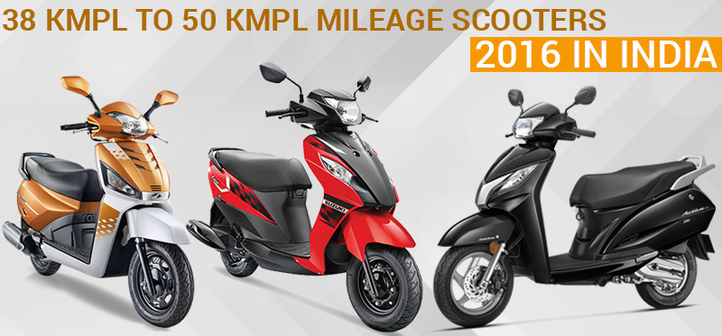 Mileage Scooters 2016