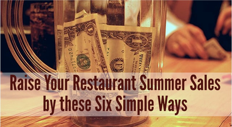 How to Raise Restaurant Summer Sales