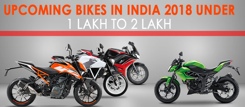 Upcoming Bikes India 2018