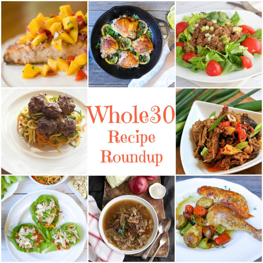 Whole30 Brunch Recipes