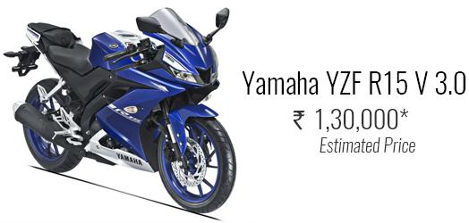 Yamaha YZF R15 V 3.0