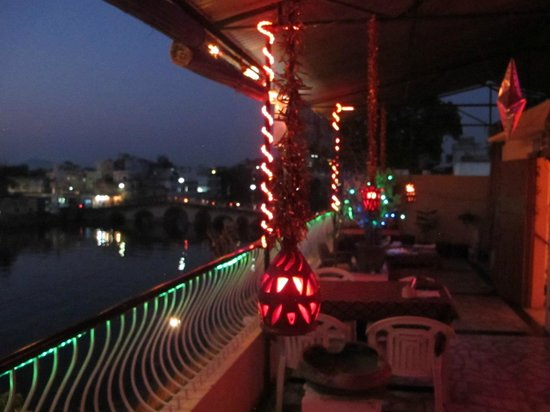 Chirag Restaurant Udaipur