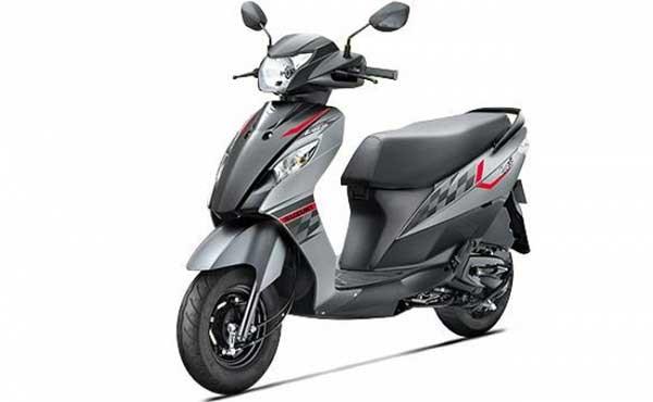 Suzuki Let's Dual Tone