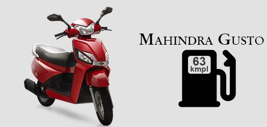 Mahindra Gusto 125