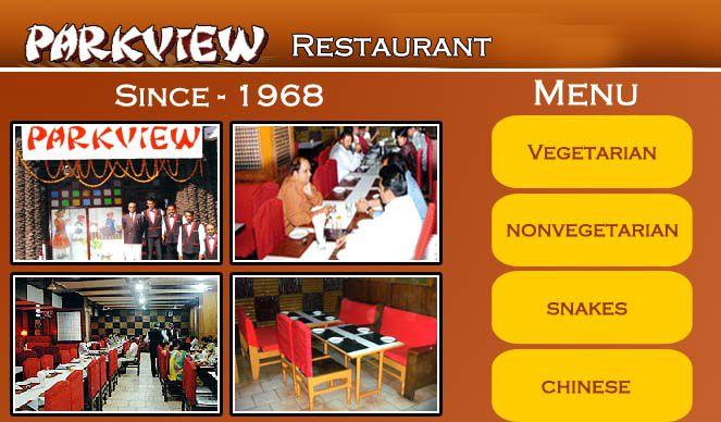 Parkview restaurant