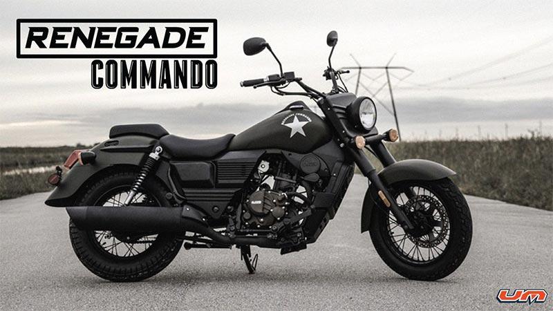 UM Renegade Commando