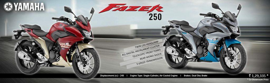 Fazer-250
