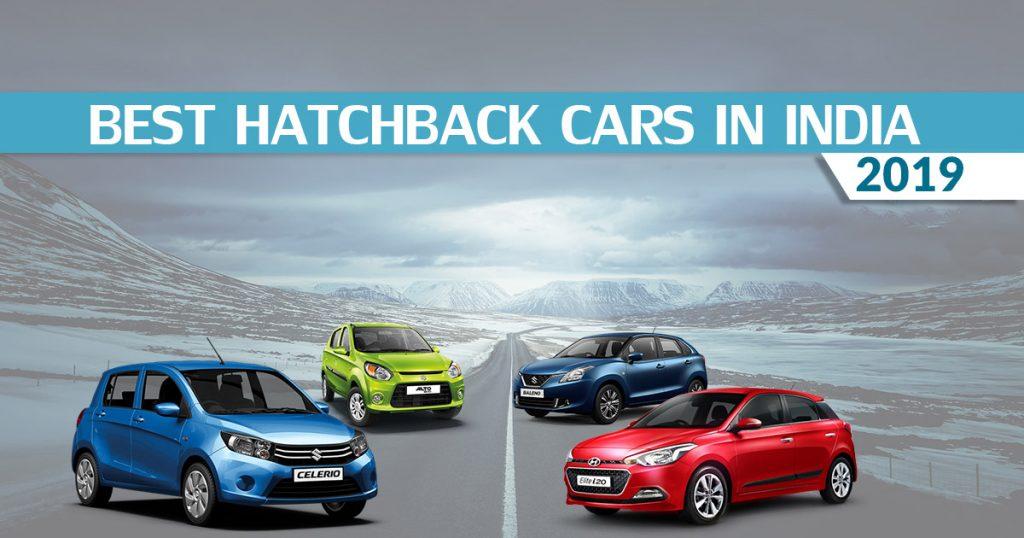 Top Hatchback Cars 2019