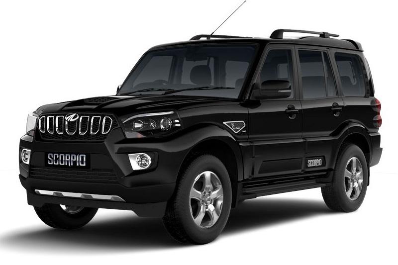 New Mahindra Scorpio 2019