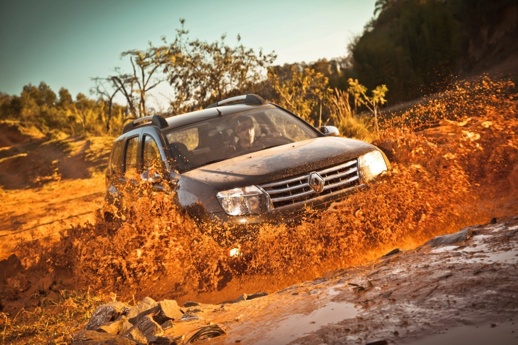 Renault Duster Off Road