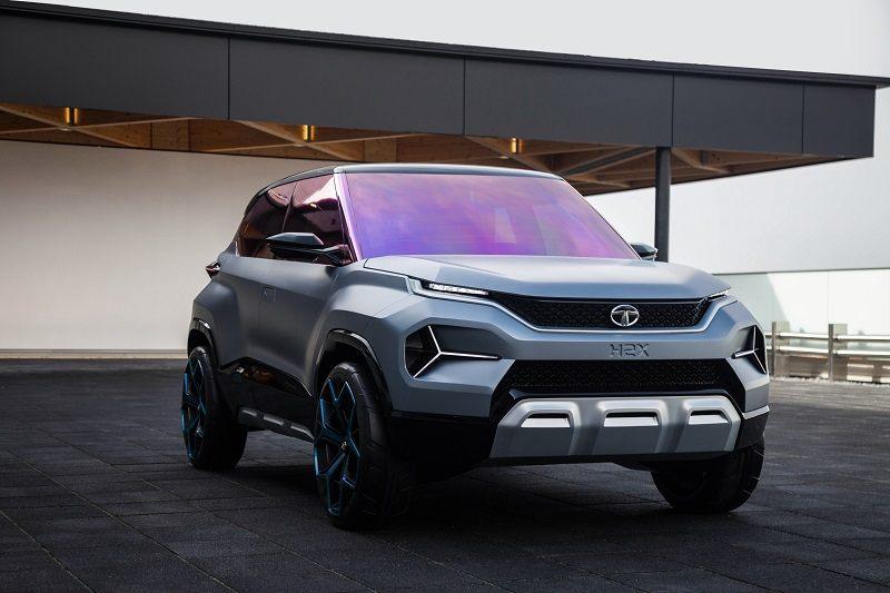 Tata H2X micro-SUV 2019