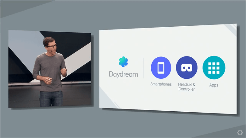 Android 7.0 VR Daydream