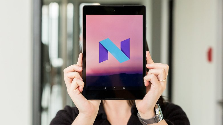 Android N Nougat Developer Launch