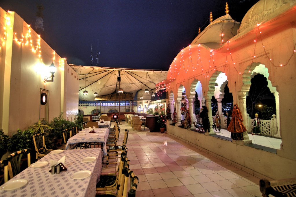 Best Restaurants in Jaipur During Monsoon